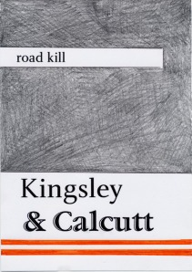 road kill front cover