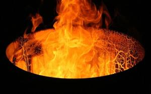bin-fire